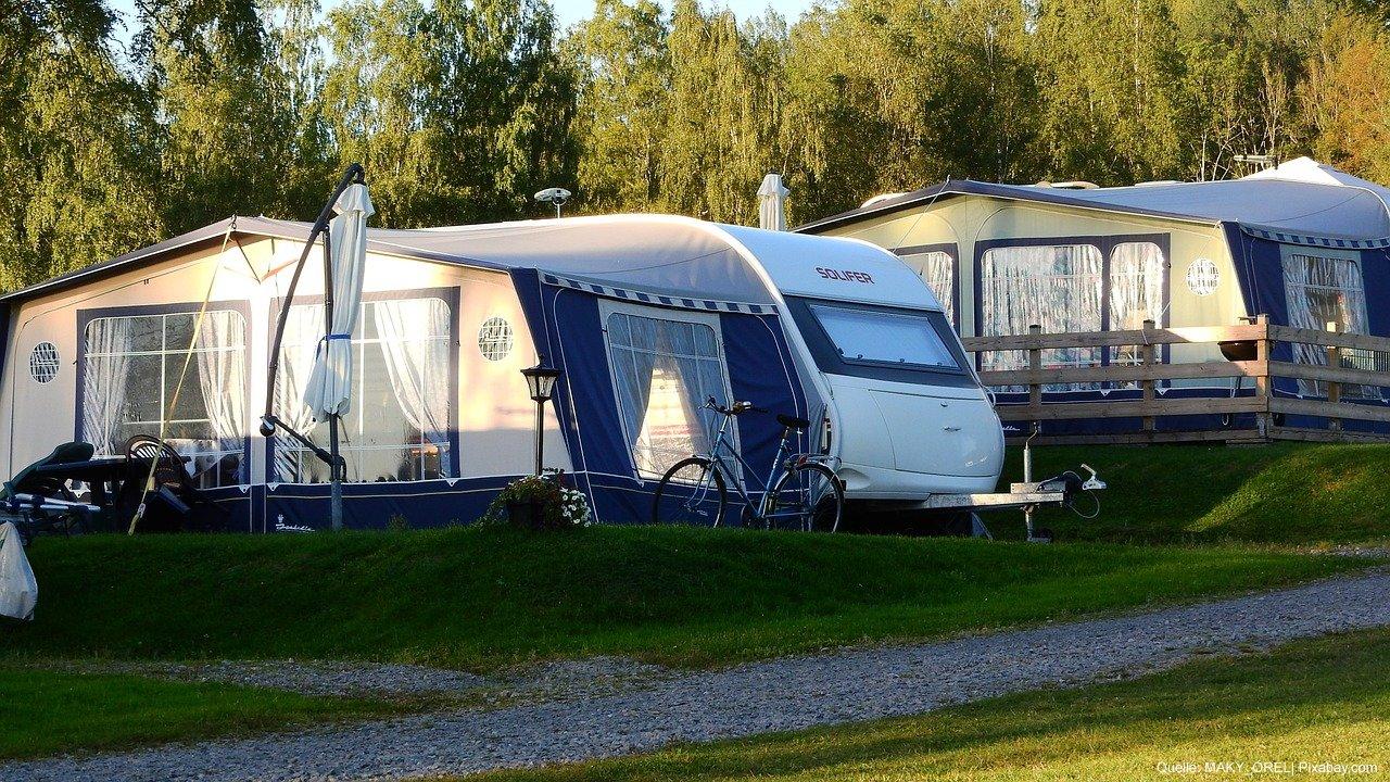 Campingplätze im Fichtelgebirge