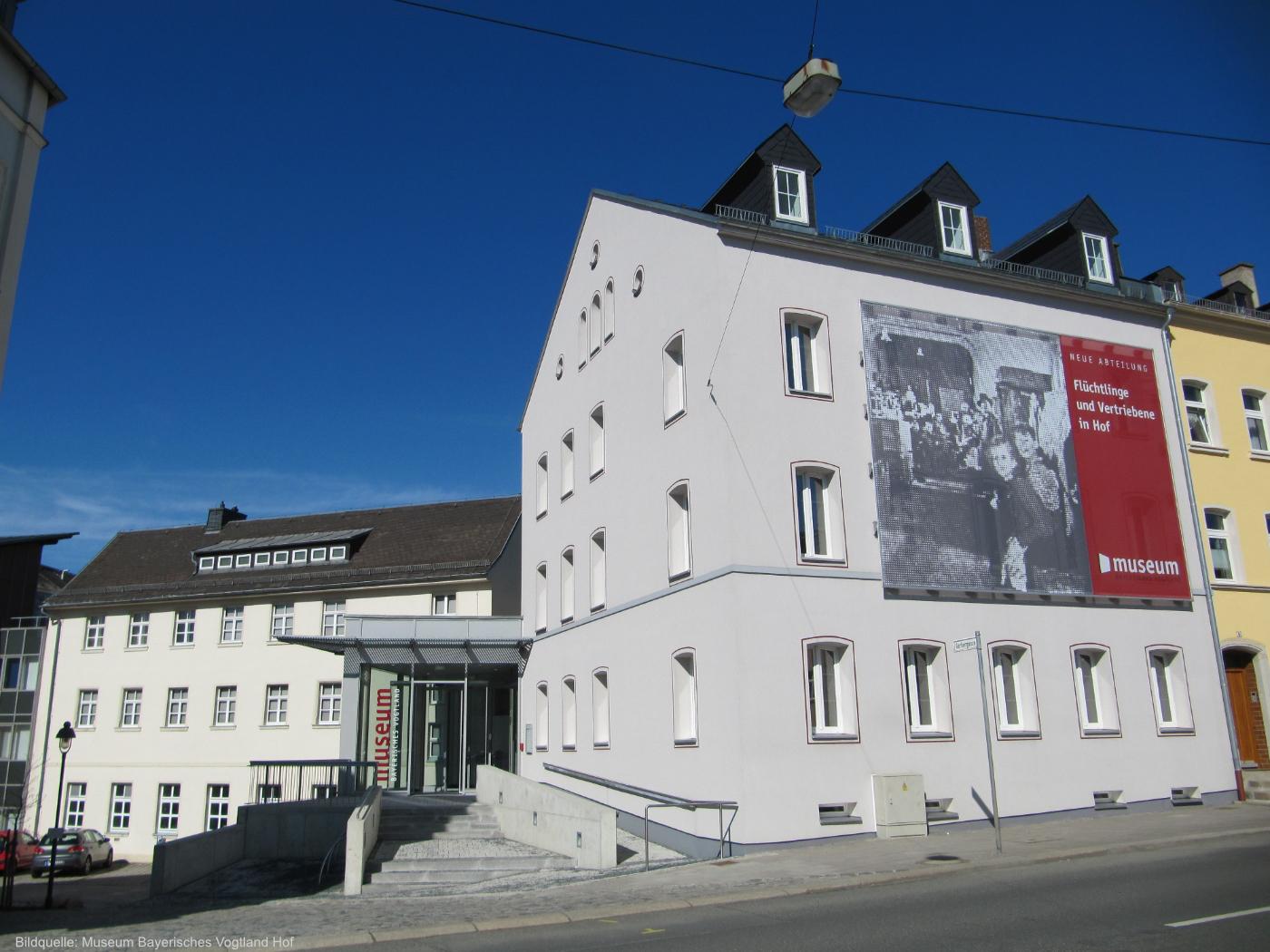 Museum Bayerisches Vogtland Aussenansicht